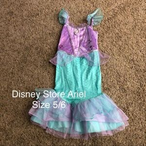 Other - Disney Store Ariel Costume